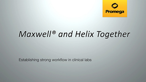Maxwell and Helix Together