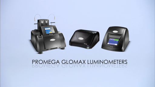 Overview Glomax Luminometers
